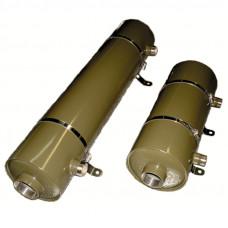 Теплообменник горизонтальный трубчатый Runvil AISI 316L 120 кВт