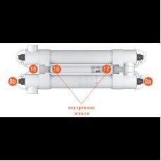 Водонепроницаемая втулка УФ установки Pro Pool 110 Вт для станций SUGAR VALLEY