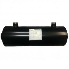 Теплообменник горизонтальный трубчатый Runvil AISI 304 120 кВт