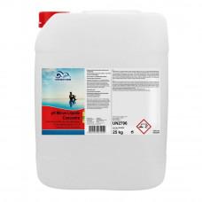 Регулятор pH- (рН минус) жидкий 25 л. Chemoform