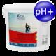 Регуляторы  ph+ (рН плюс) для бассейна.