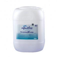 Регулятор pH+ (рН плюс) жидкий 23 кг. Aquatics