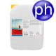 Регулирование уровня ph (рН) воды в бассейне.